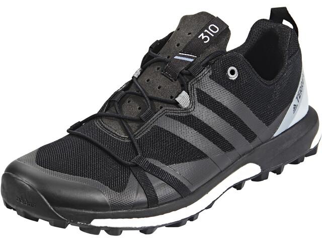 adidas TERREX Agravic Zapatillas running Hombre, core black/core black/vista grey